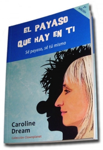 Libro sobre clown payaso