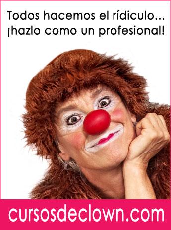 Cursos de clown con Caroline Dream y Alex Navarro en Barcelona y el mundo