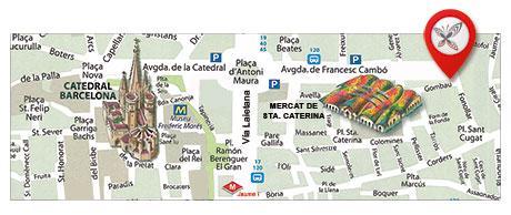 papallona-circus-botiga-shop-barcelona-map